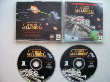 Star Wars X Wing Alliance PC  Rare